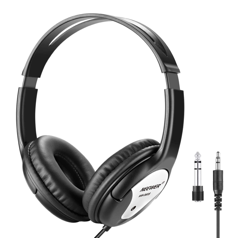 Neewer Headphones Dynamic Loudhailer Detachable Smartphones
