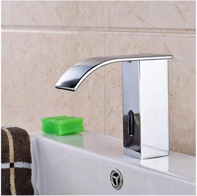 Wasserhahn Küche Bad Garten Waschbecken-Mischer-Wasserfall-Wand-Badezimmer-Hahn Ctzl1635