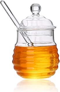 Best glass honey containers Reviews