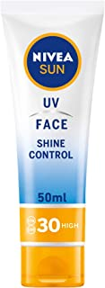 NIVEA, Sun, Face Cream, UV Shine Control,  High SPF30, 50ml
