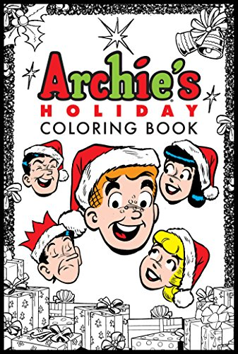 Top 10 archie comics coloring book for 2020