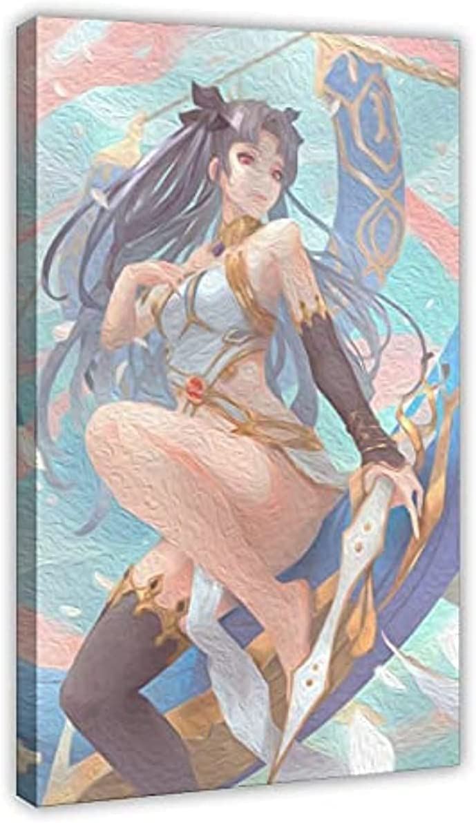 espesyal Fate Ishtar Sexy Store Anime Bargain sale Hd Canvas Po Game Bedroom Poster
