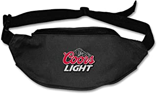 coors light fanny pack