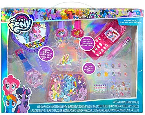 My Little Pony MP0240SA Cosmetic Set Purse Phone, Multicolor
