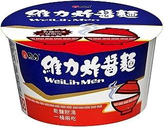 《維力》 炸醤桶麺 (90g) (台湾カップ混ぜそば・スープ付) 《台湾 お土産》 [並行輸入品]