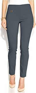 Women's Petite Tummy-Control Skinny Pull-On Pants