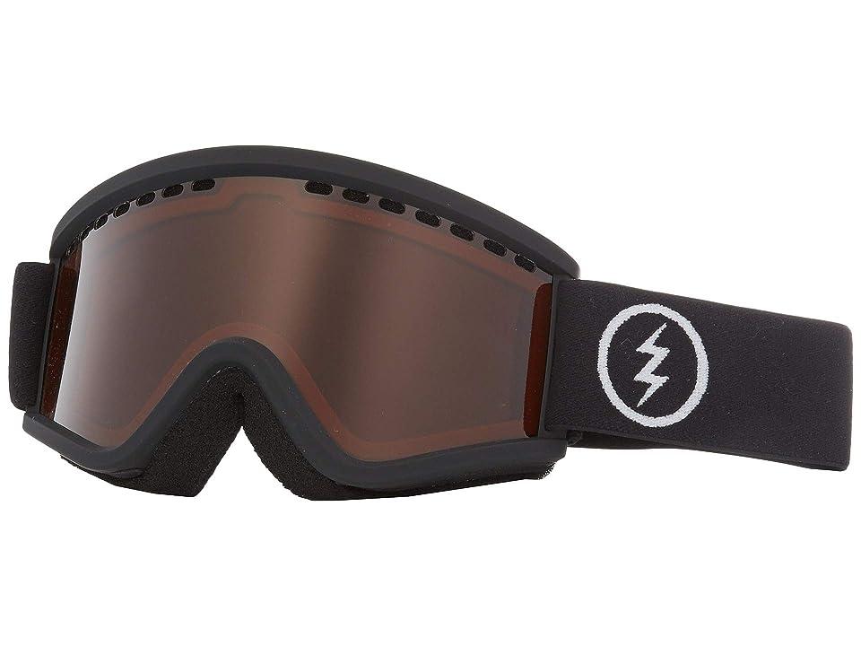 4ed68df7b2 Electric Eyewear EGV.K (Matte Black Brose) Athletic Performance Sport  Sunglasses