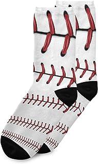 CaTaKu Sport American Soccer Chaussette souple respirante et décontractée pour homme et femme.