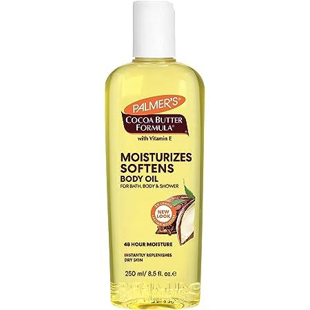 Palmer'S Cocoa Butter Formula Moisturizing Body Oil With Vitamin E, 8.5 Fl Oz