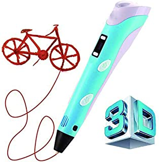Eletre 3D Drawing Printing Pen II, Christmas Gifts/Present and Toys for Boys & Girls - Modern Arts and Crafts Tool