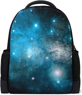 VAMIX バッグ リュック サック 男女兼用 メンズ レディース 通勤 通学 大容量 ギフト プレゼント 星空 惑星