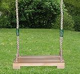 Soulet - 101102 - Balançoire réglable en bois - Pour portique de 2,50 à 3,50 m