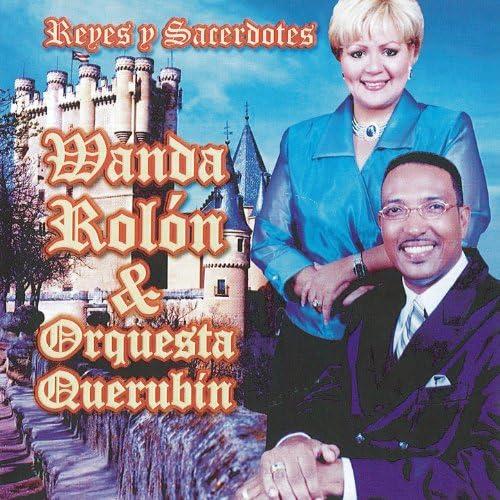 Wanda Rolon, Orquesta Querubin