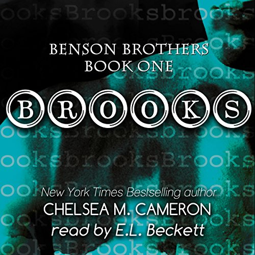 Brooks audiobook cover art