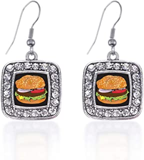cheeseburger ring jewelry