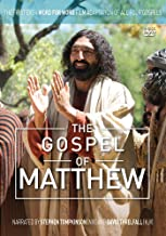 The Gospel of Matthew: The First Ever Word for Word Film Adaptation of all Four Gospels