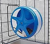 Savic Kleintier Laufrad aus Kunststoff - ORBITAL Large - 30 x 17 x 32 cm