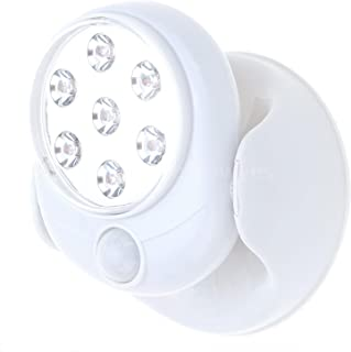 Motion Sensor Light Wireless LED Lights As Seen On TV Cordless Night Light 360° Rotates Infrared Motion Activated Sensor B...