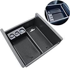 Autou Car Center Console Organizer for Toyota 4Runner 2010-2018 Accessories, Armrest Insert Storage Tray