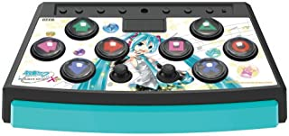 Small controller for exclusive use of Hatsune Miku: Project DIVA X HD for PlayStation4