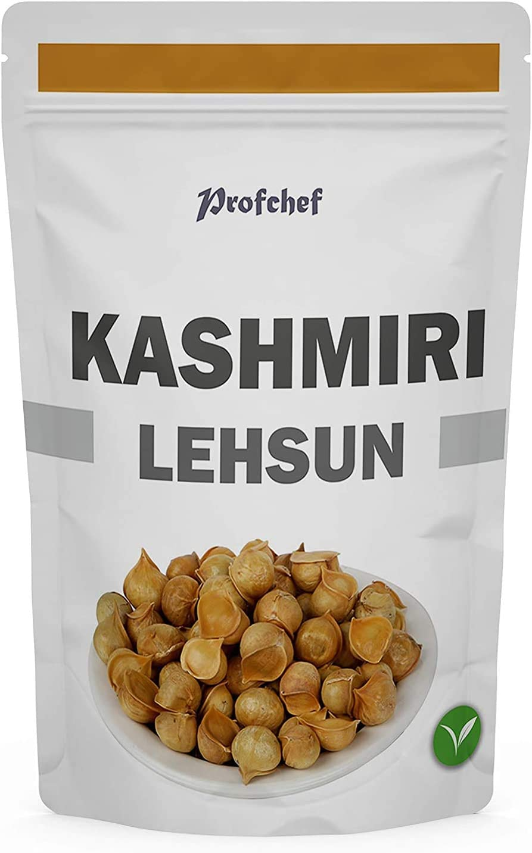 SB Group Profchef Kashmiri Raleigh Mall Max 72% OFF Lehsun Single Clove Garlic Himalayan