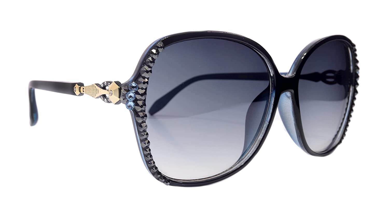 Bling Women Special sale item Sunglasses Adorned with Pr Genuine UV Crystals All items free shipping 100%