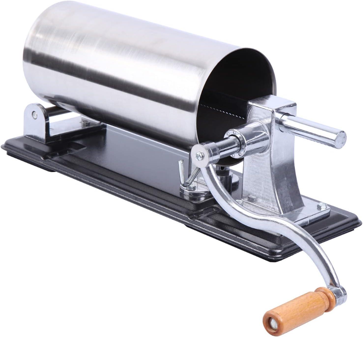 MEIGONGJU Miami Mall 4.8L 2021 new Stainless Steel Filler Sausage Manual Stu