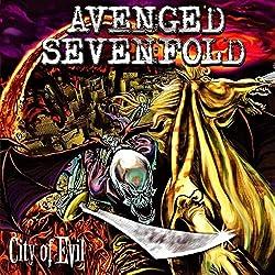 City of Evil (Transparent Red Vinyl)