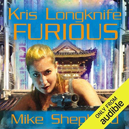 Furious audiobook cover art