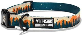 Wolfgang Man & Beast Premium USA Webbing Dog Collar