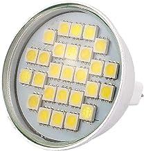 X-DREE 220V 4W MR16 5050 SMD 27 LEDs LED Bulb Light Spotlight Lamp Energy Saving White (4db03fb8-a222-11e9-8d7c-4cedfbbbda4e)