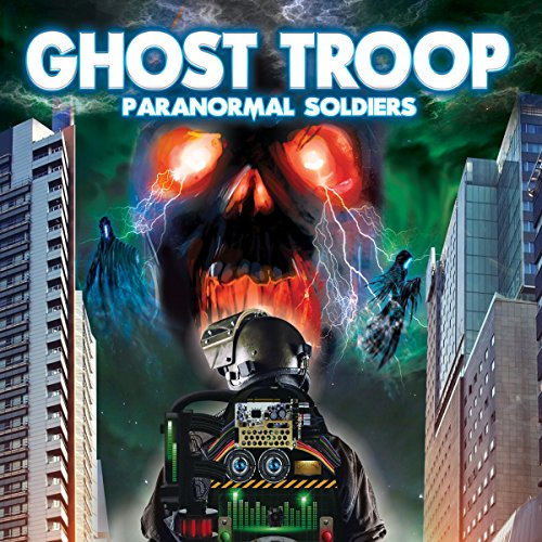 Ghost Troop     Paranormal Soldiers              By:                                                                                                                                 William Burke                               Narrated by:                                                                                                                                 Jessica Owens,                                                                                        Don Farber,                                                                                        Brad Jenkins                      Length: 2 hrs and 3 mins     Not rated yet     Overall 0.0