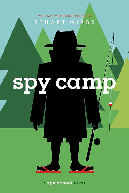 四分円道に迷いました記事Spy Camp (Spy School Book 2) (English Edition)