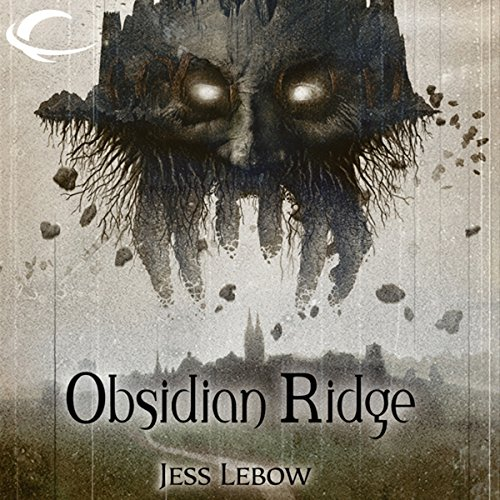 Obsidian Ridge audiobook cover art