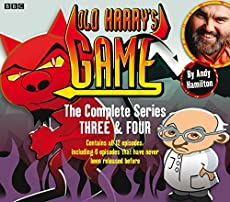 Old Harry's Game - The Complete Series Three & Four