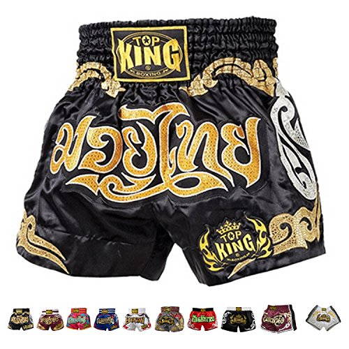 Top King shorts Muay Thai MMA
