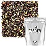 Tealyra - Fat Burner - Wellness weight-loss Tea Blend - Pu Erh Aged with Sencha Green Tea and Wu-Yi...
