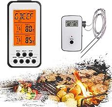 QXM Remote Digital vlees BBQ thermometer keuken oven eten koken grill grill braden thermometer water melk temperatuur mete...