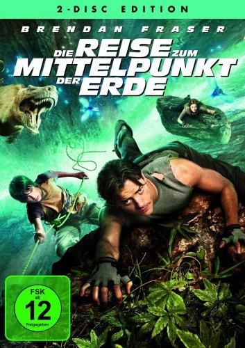 Die Reise zum Mittelpunkt der Erde (inkl. 3D-Version des Filmes und vier 3D-Brillen) [2 DVDs] [Special Edition] [2 DVDs]
