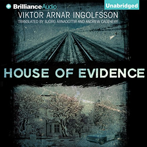 House of Evidence audiobook cover art