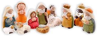 Olsen Natividad - Tradicional Belén - 11 Piezas - Figuras