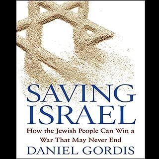 Saving Israel audiobook cover art