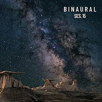 Binaural, Deep Sleep Binaural Beats Session 15