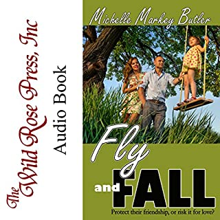 Fly and Fall audiobook cover art