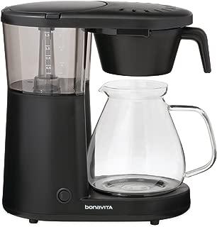 Bonavita BV1901PW Metropolitan One-Touch Coffee Brewer, Length: 12.60