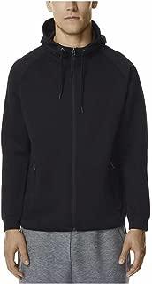 Men's Hoodie Sweatshirt Full Zip Tech Fleece Track Jacket