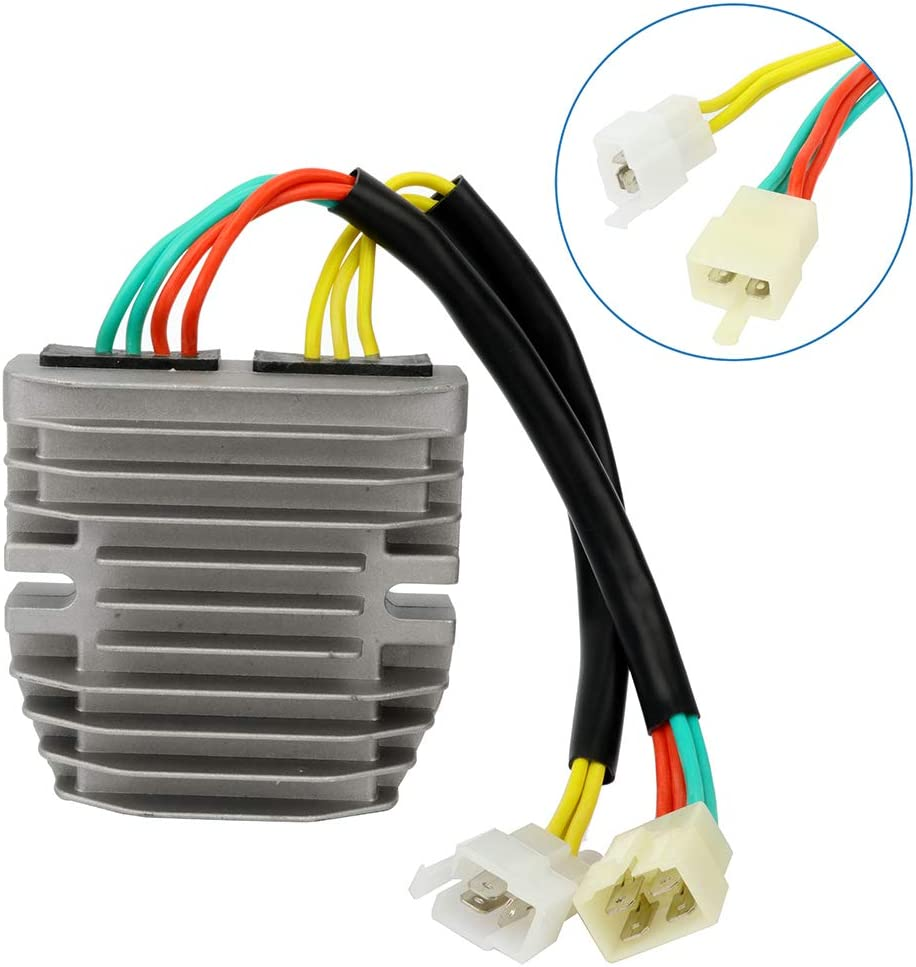 OCPTY Voltage Rectifier Regulator Time sale Fits Triumph for Day Tampa Mall 2006-2016