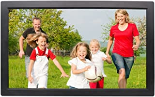 Digital Photo Frame, 18.5-inch 1366 * 768 HD LED MP3 / MP4 Player Multi-Function Advertising Machine Support HDMI USB Mult...