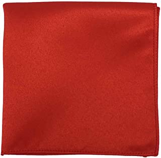 Spencer J's Satin Pocket Squares Handkerchief Boys and Mens