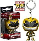 Pocket POP! Keychain - Power Rangers Movie: Yellow Ranger
